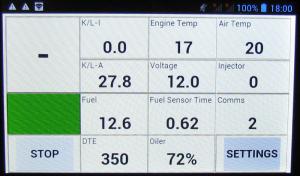 CTX screen